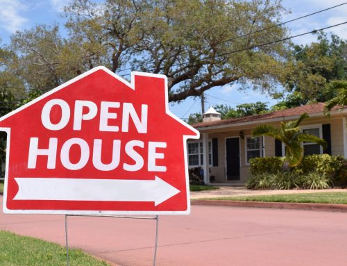 5 Tips for a GREAT Open House